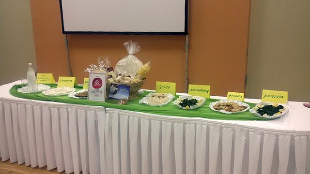 Ποντιακή κουζίνα, παράδοση & υγιεινή διατροφή παρουσιάστηκαν στα Σούρμενα