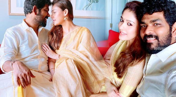 Nayanthara and Vignesh Shivan Romance