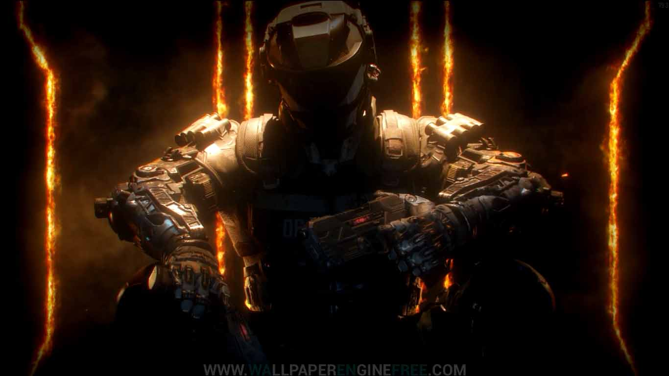 Download Call Of Duty Black Ops 3 1080p Wallpaper Engine Free