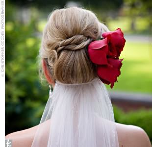 Wedding Hairstyles Updos For Short Hair 2012