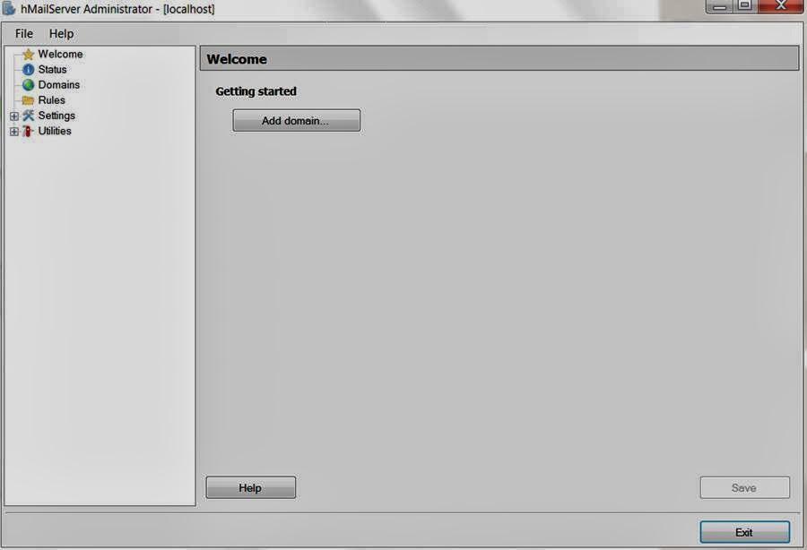 Siva R Vaka: SMTP Server Configuration on Windows ( hmail server