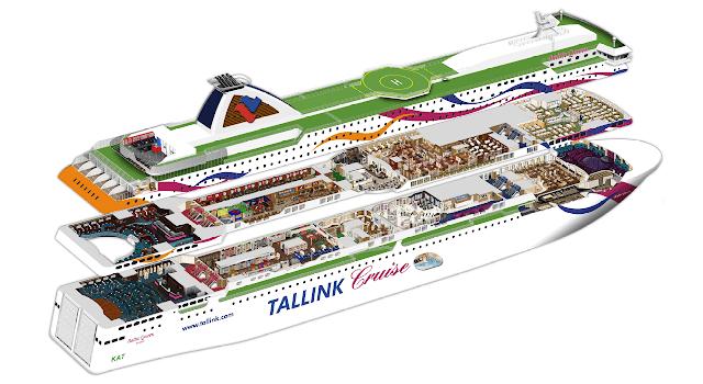 Baltic Queen Tallink