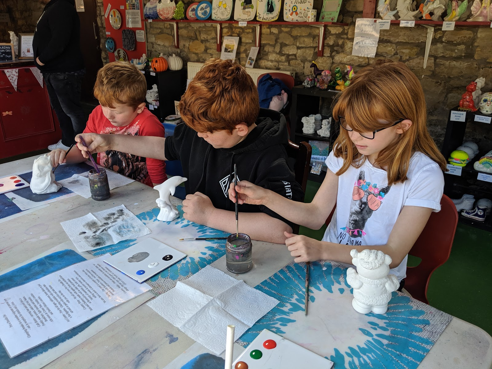 Things to do in Berwick - Pot-a-doodle do craft barn