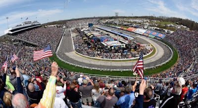 #NASCAR - Full weekend schedule for Martinsville