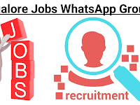 Bangalore Jobs WhatsApp Group Links - 500+ Bangalore HR WhatsApp Group Links