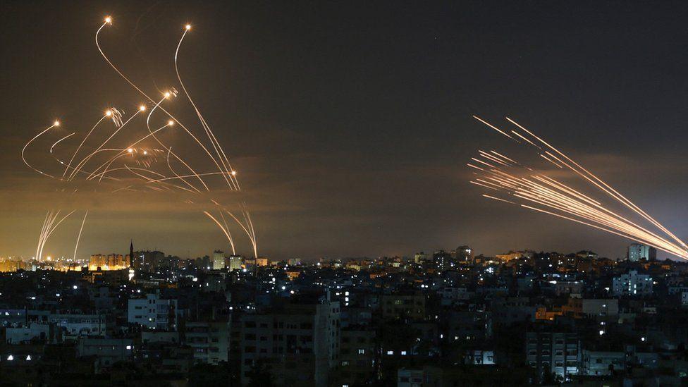 Mortes: Israel em Gaza