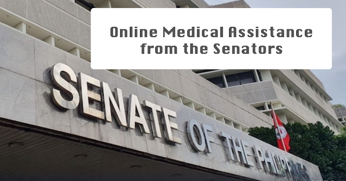 Online Medical Assistance Available at the Senate Public Assistance Office