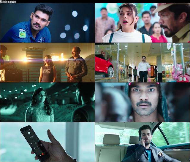 Kavacham 2018 Hindi Dubbed 720p WEBRip