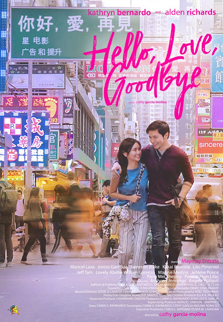 Hello, Love, Goodbye Movie Poster