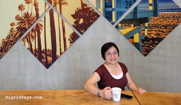 The Coffee Bean and Tea Leaf Bacolod - Bacolod restaurant - Bacolod cafe - Bacolod blogger - Ayala Malls Capitol Central - brewed coffee - Sigrid Says