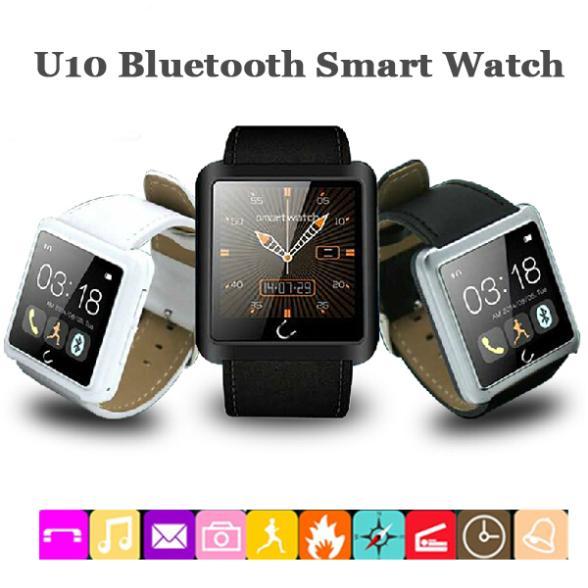 U Watch U10, Smartwatch Berdesain Simple Sudah Mendukung Android & iOS