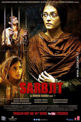 Sarabjit Day Wise Box Office Collection
