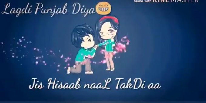 Punjabi WhatsApp video status for download