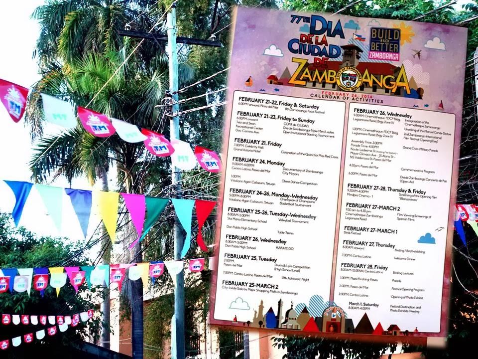 Dia De La Ciudad De Zamboanga: Fun-Filled Festivities at