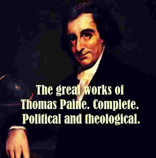 The great works of Thomas Paine