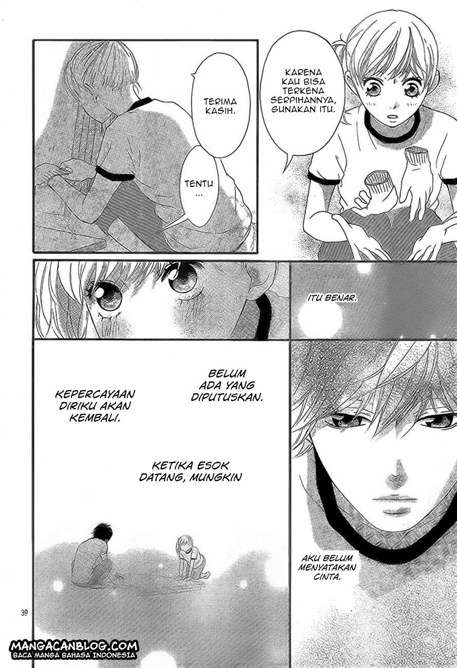 Ao Haru Ride Chapter 19-39