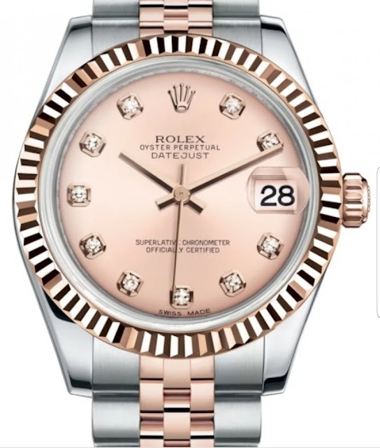 Rolex Datejust 31 dipajak RM26,000