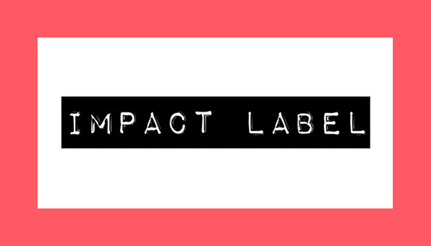 Font Impact label Download