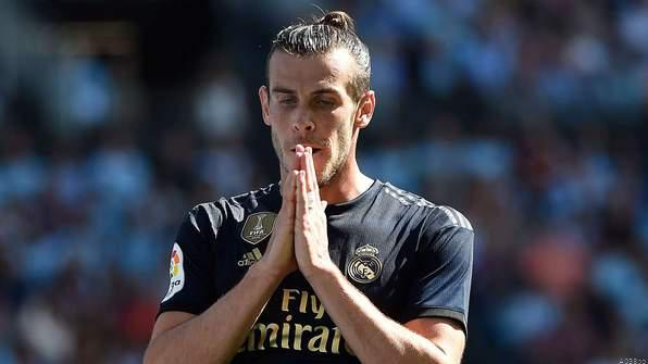 Bale Left Out of Real Madrid Squad for Osasuna Clash