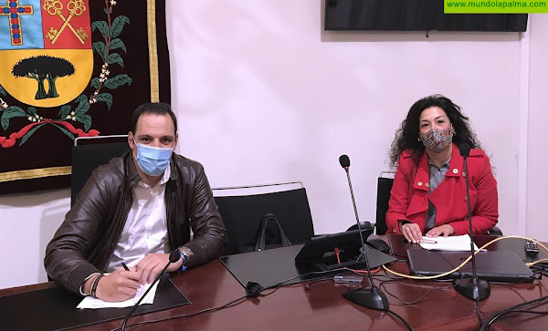 Los ayuntamientos de Breña Alta y Barlovento sellan una alianza con FAEP para el impulso del tejido comercial