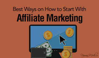 Which are the best 3 ways to do affiliate marketing