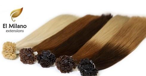 Buy Natural Keratin Hair Extension in USA