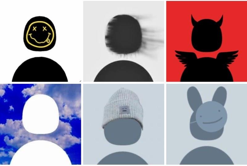 Gambar Profil WA Kosong Aesthetic Terbaru 2021 - Pikipo