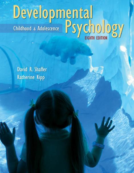 Developmental Psychology, Eighth Edition