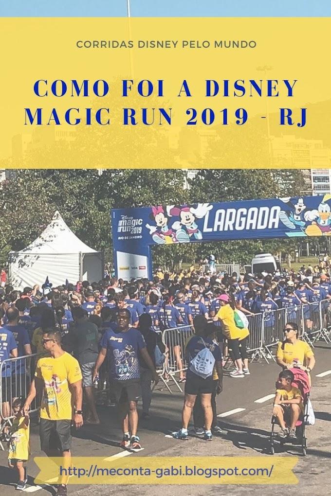 Disney Magic Run 2019