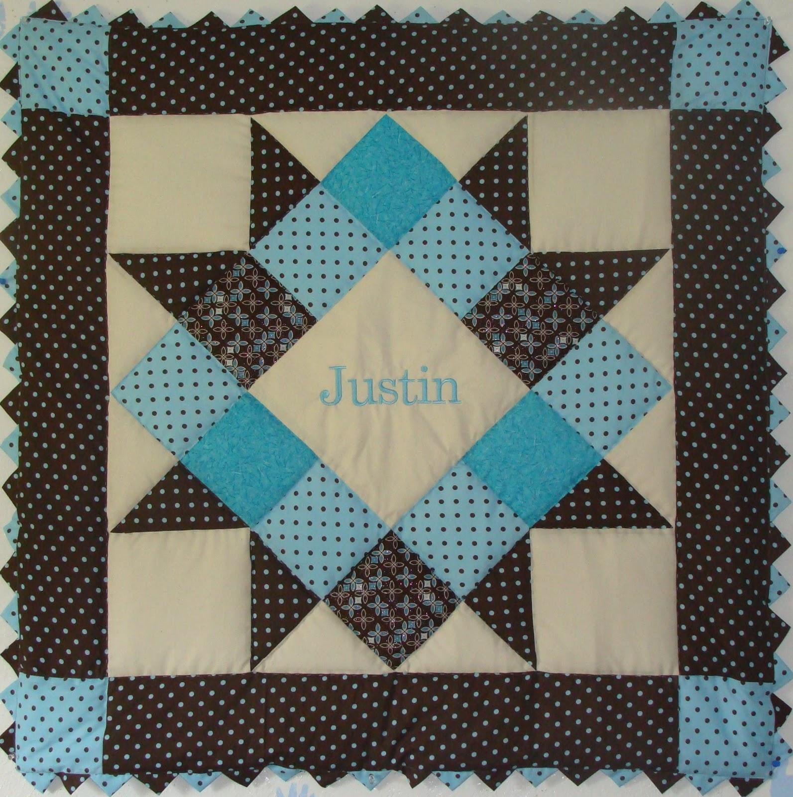 Brown Baby Boy Quilt Patterns
