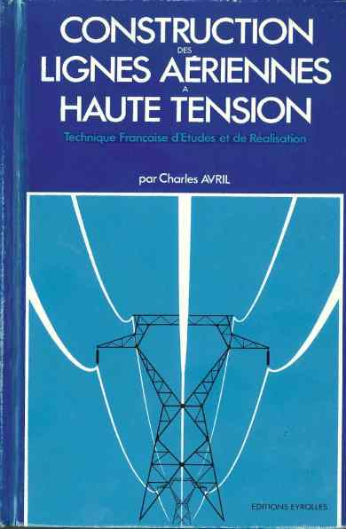livre construction des lignes electrique