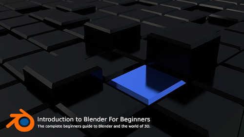 كورس Introduction to Blender For Beginners مجانا