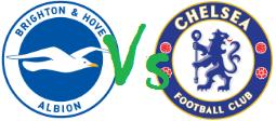Prediksi Skor Brighton & Hove Albion Vs Chelsea