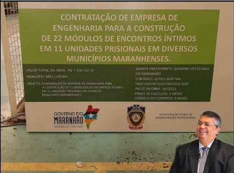"""Novo Programa do Goveno do Maranhão: """"Furunfada no Presídio""""!!!"""