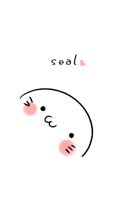 seal (white)