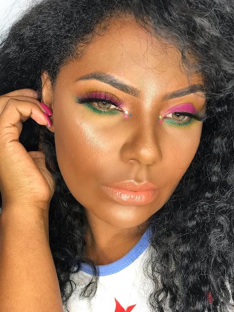 Maquiagens Lacre 21 - Recebidos Maquiê Make e Acessorios
