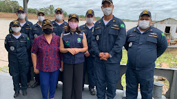 """Em Cruzeiro do Sul, senadora Mailza visita navio hospital Dr. Montenegro: """"O cuidado à saúde das pessoas é nossa prioridade"""""""