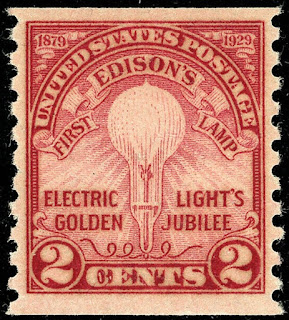 Thomas Edison First Lamp Coil