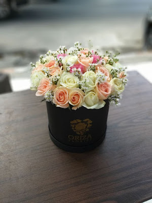 jual flower box surabaya, toko bunga valentine surabaya, alamat toko karangan bunga di surabaya