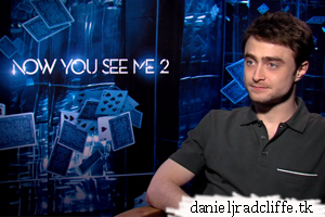 Updated(24): Now You See Me 2 press junket interview(s) (US)