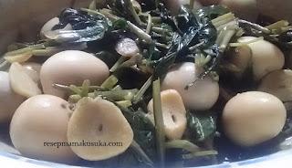 Resep Tumis Kangkung Telur Puyuh