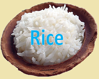 Recipe of Plain Rice for Tradition Gujarati Thali