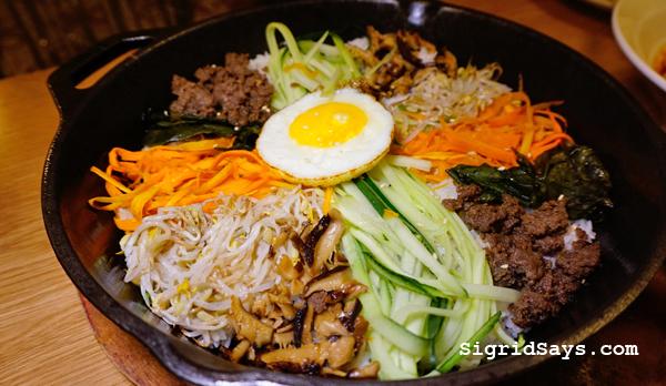Bacolod blogger - Bacolod restaurants - where to eat in Bacolod - list of Bacolod restaurants - 2Story Kitchen - Korean food - Korean cuisine