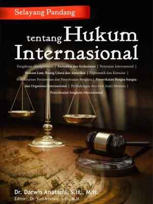 buku selayang pandang tentang hukum internasional