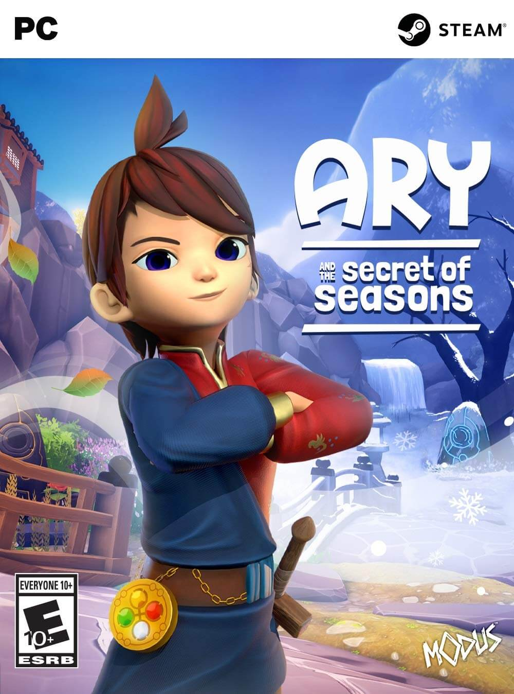تحميل لعبة Ary and the Secret of Seasons للكمبيوتر برابط مباشر