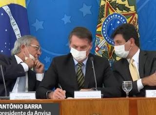 Mandetta prevê gasto extra de R$ 410 bilhões ao SUS em razão do coronavírus