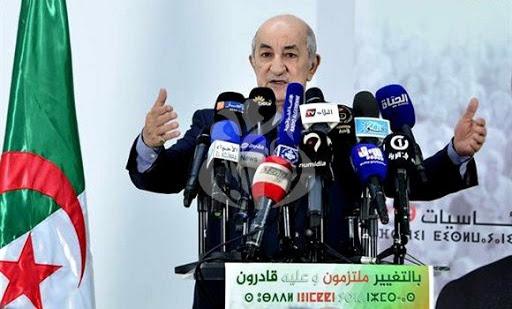 هذا ماجاء في اللقاء الصحفي لرئيس الجمهورية عبد المجيد تبون عن فيروس كورونا
