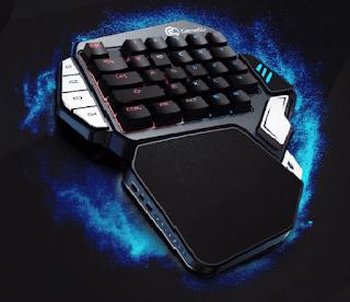 one handed keyboard