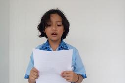 Menulis Itu Keren! ~ Contoh Naskah Lomba Pidato Bahasa Indonesia Siswa SD