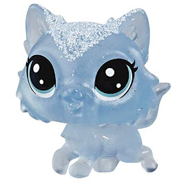 Littlest Pet Shop Series 4 Frosted Wonderland Tube Kitten Cat (#No#) Pet